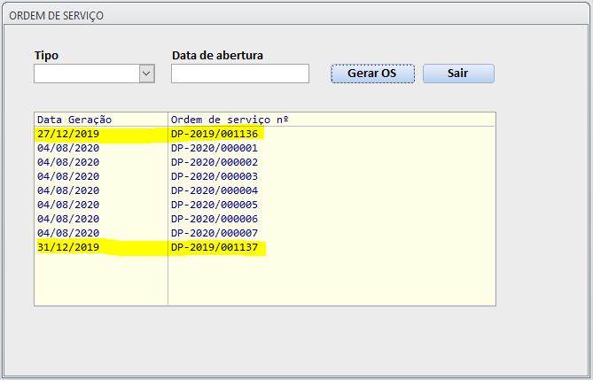 [Resolvido]Gerar código alfanumérico Os_310