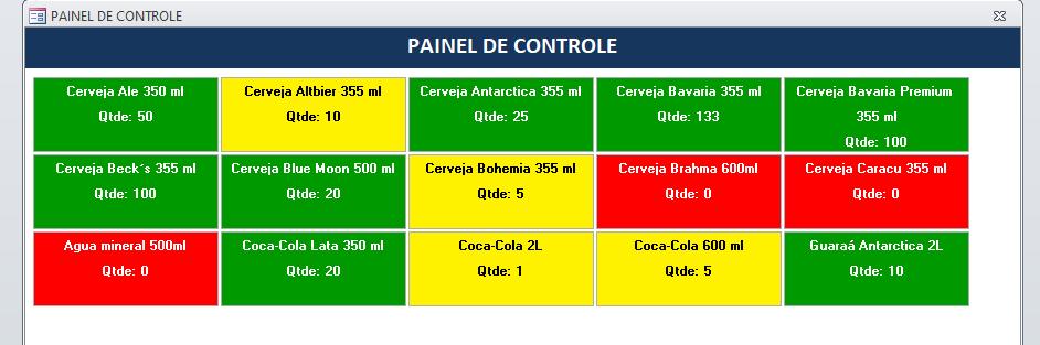 Formulário Contínuo Lado a Lado Painel10
