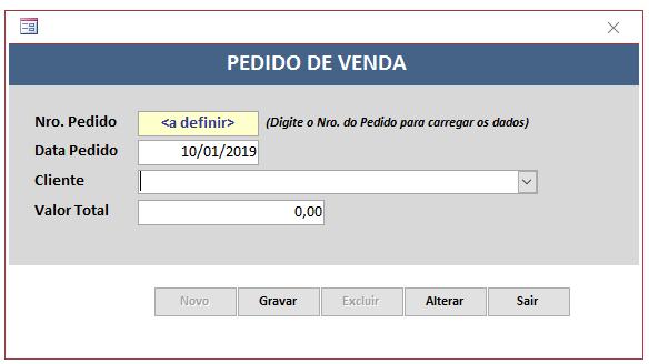 Como fazer para meu BD gerar numero de pedido após clicar no botão finalizar venda. Ped210