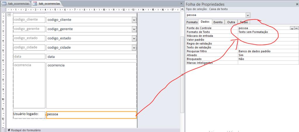[Resolvido]Gravar nome de usuário exibido no form na Tabela Pessoa10