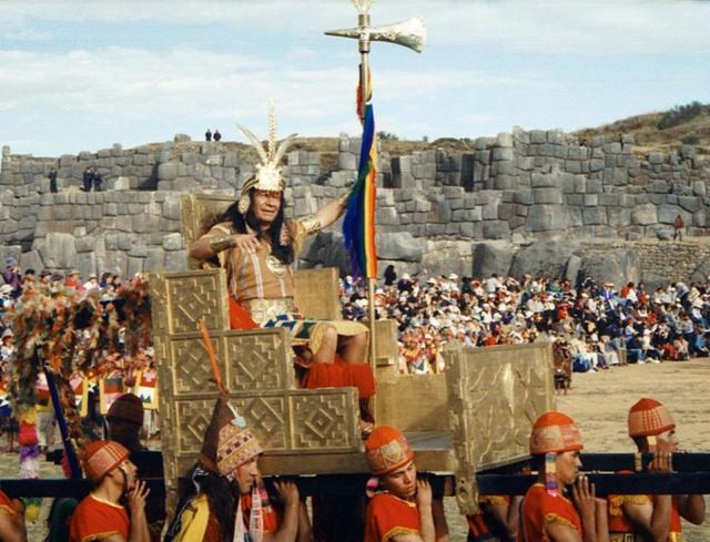SENTIMIENTO INCAICO  (Serventesios dodecasílabos con motivo de la fiesta incaica del Inti Raymi en el Perú La_pro10