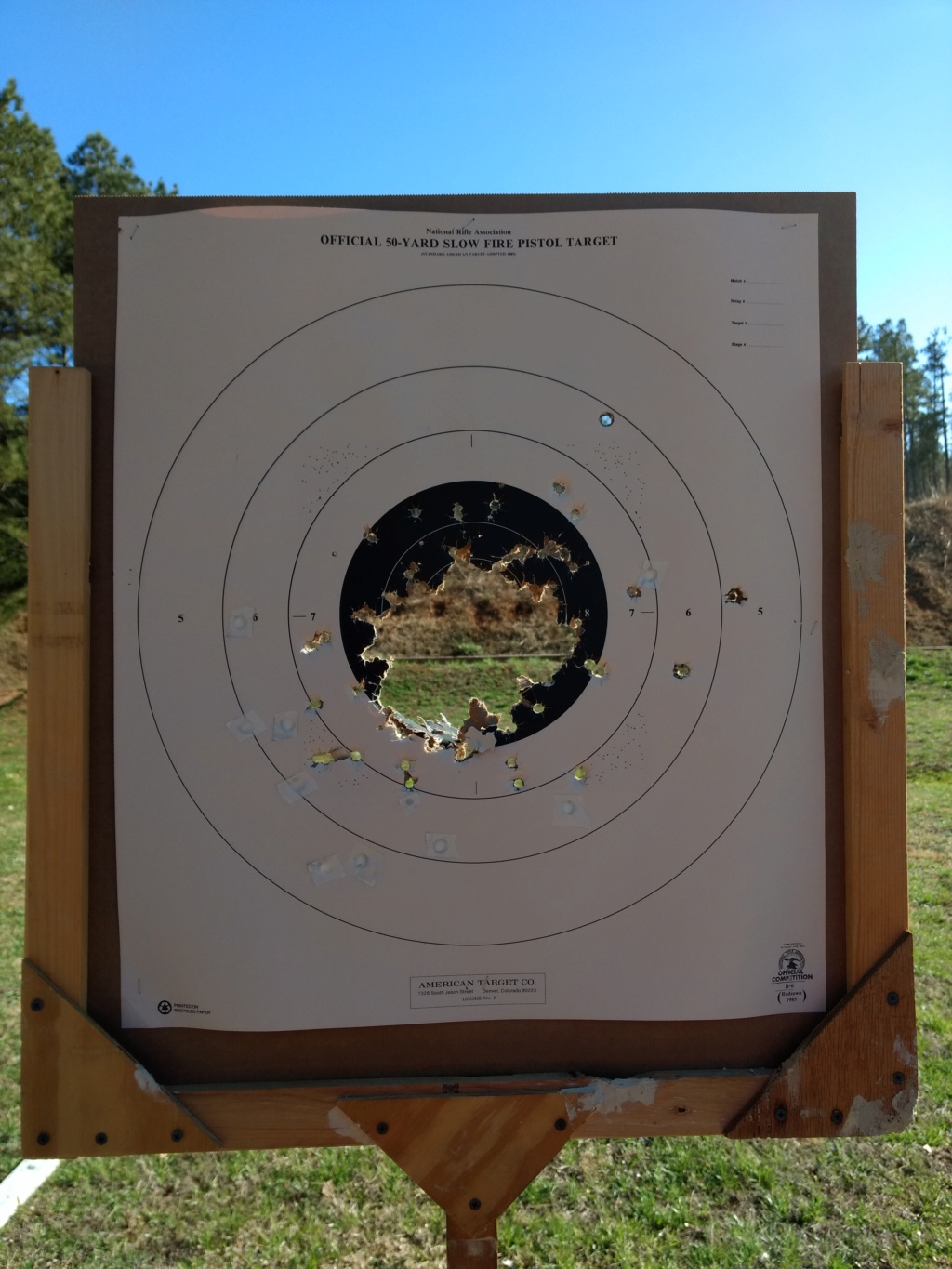 Show your targets. Any targets - For instance, First target, or one that shows progress, etc. - Page 3 Img_2012