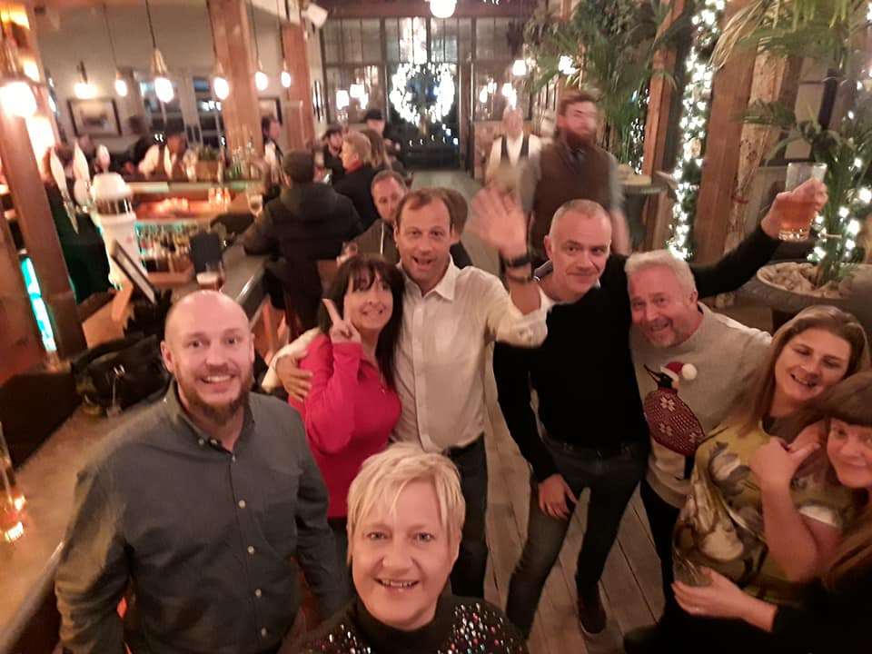 2019 Pre-Christmas Curry - Birmingham 16th November 46491710