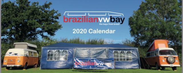 2020 BVWB Club Calendar- Order yours now! 79c7e410