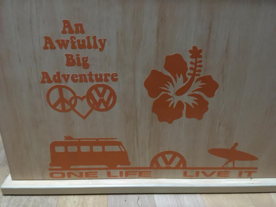 Vinyl Stickers - An Awfully Big Adventure to remember Sally  Sally_10