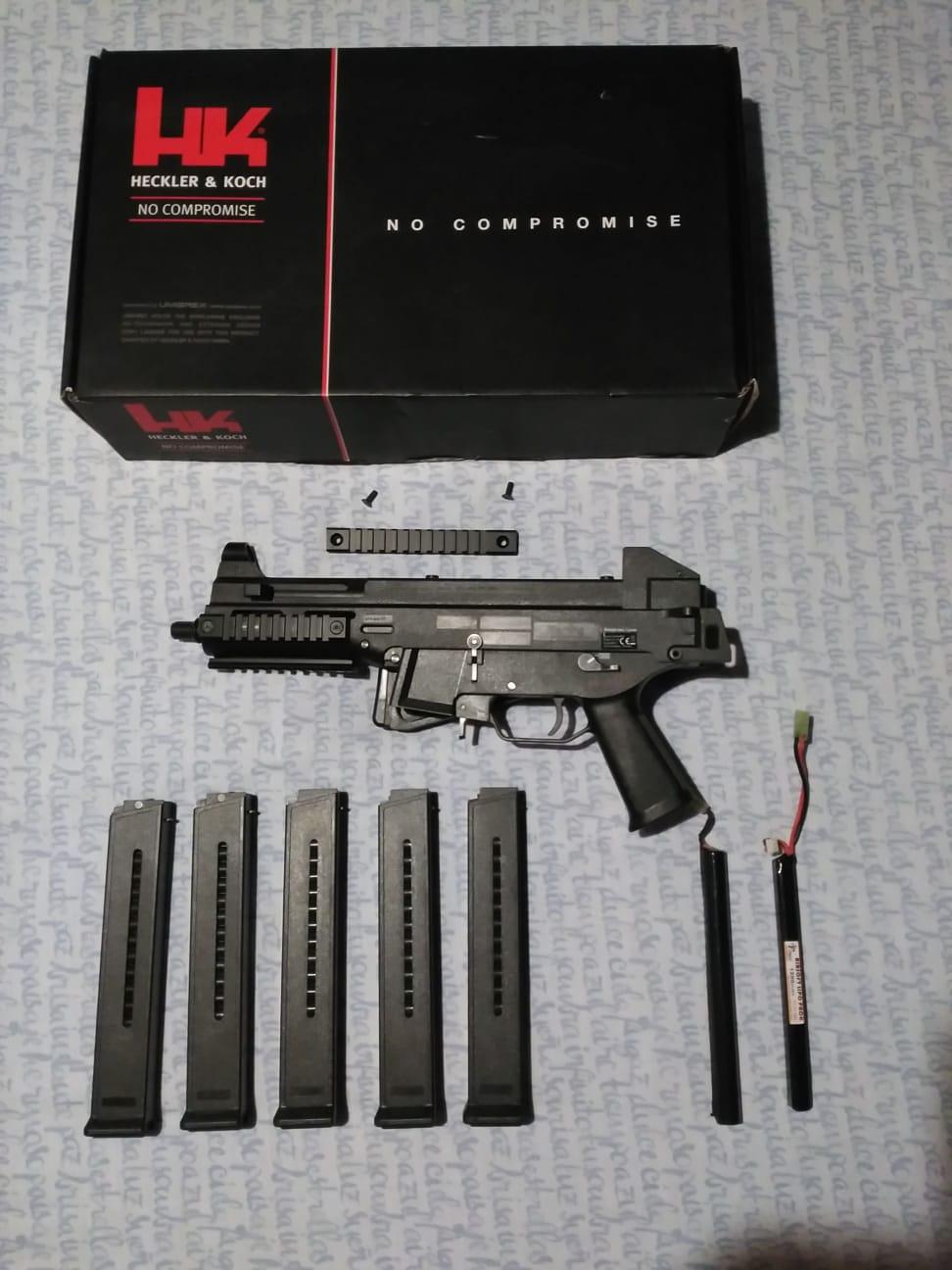 UMP H&K DE UMAREX 07086a10