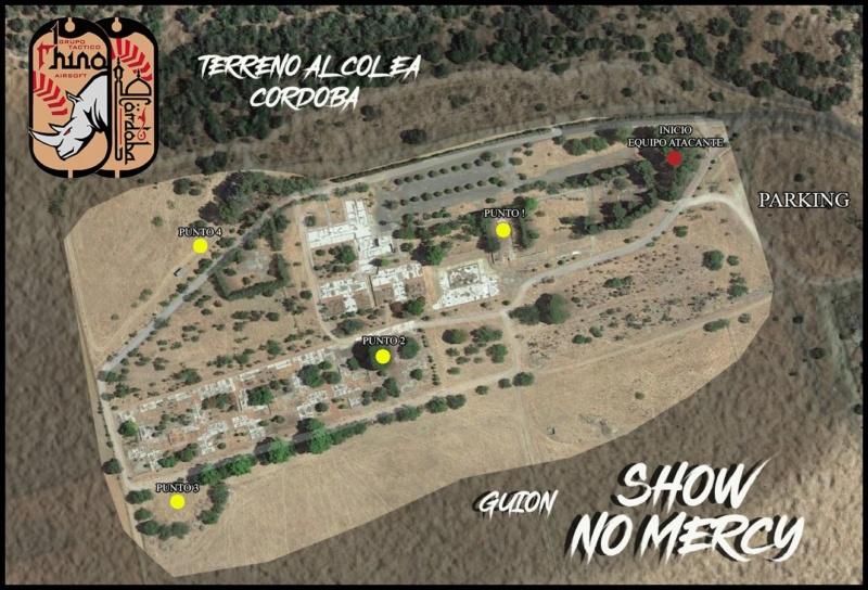 Partida Invitación Club Rhino Terreno Alcolea  SHOW NO MERCY| Domingo 8 de marzo 823bd710