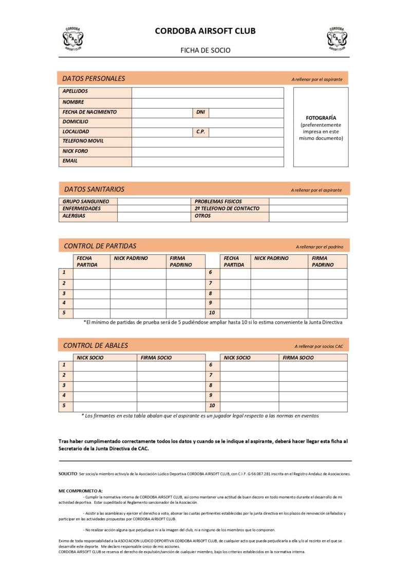 Procedimiento de inscripción en CAC | Actualizado OCTUBRE 2020 Ficha_11