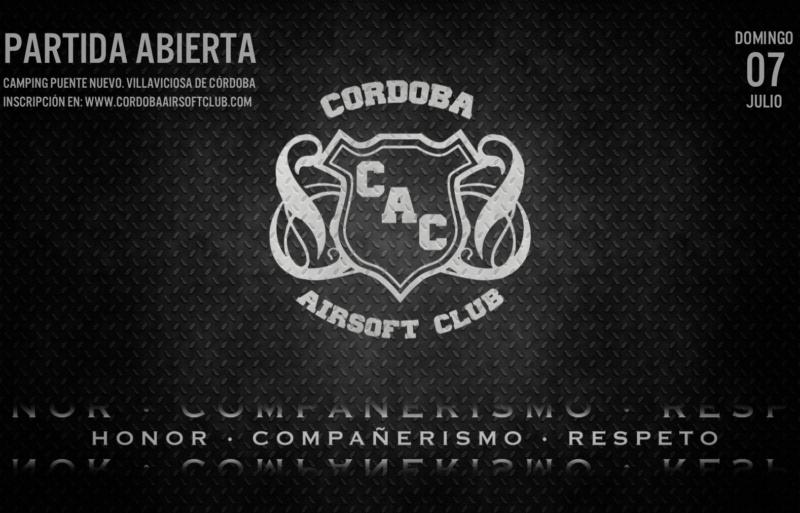 PARTIDA ABIERTA | CAMPING PUENTENUEVO | 7 de Julio Imagen10