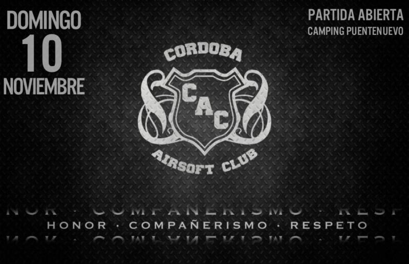PARTIDA ABIERTA | CAMPING PUENTENUEVO | 10 de noviembre Imagen13