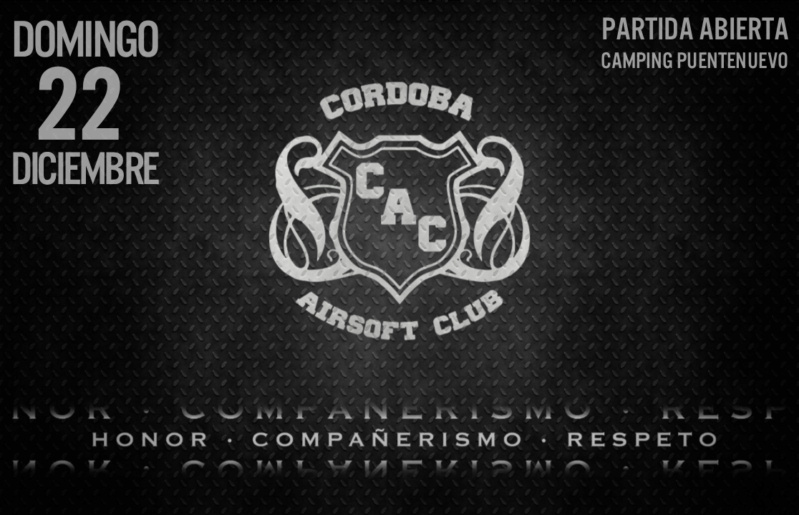 PARTIDA ABIERTA | CAMPING PUENTENUEVO | 22 de diciembre Imagen15