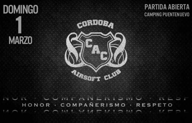 PARTIDA ABIERTA | CAMPING PUENTENUEVO | 1 de marzo Imagen23