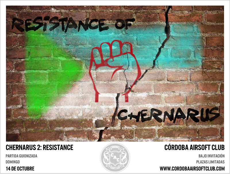 Partida Guionizada / Milsim Light Battle for Chernarus 2: Resistance. 14 de octubre 2018 Pzster13