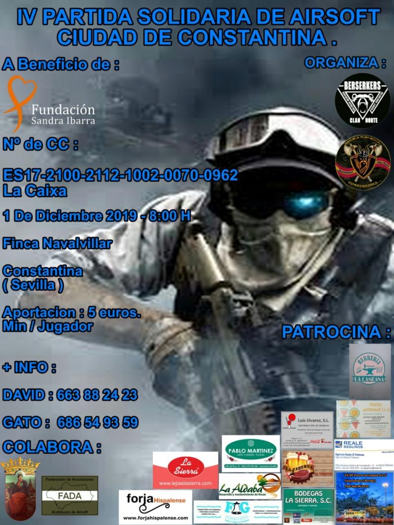 IV PARTIDA SOLIDARIA DE AIRSOFT, CIUDAD DE CONSTANTINA Whatsa11