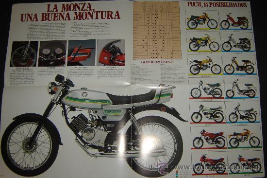 Puch Monza gris  Catalo10