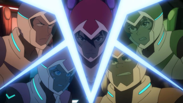 VOLTRON: El Defensor Legendario, Season 7 (2018) (Web-Rip) (720P) (Latino) (13/13) x265 Fabpla17