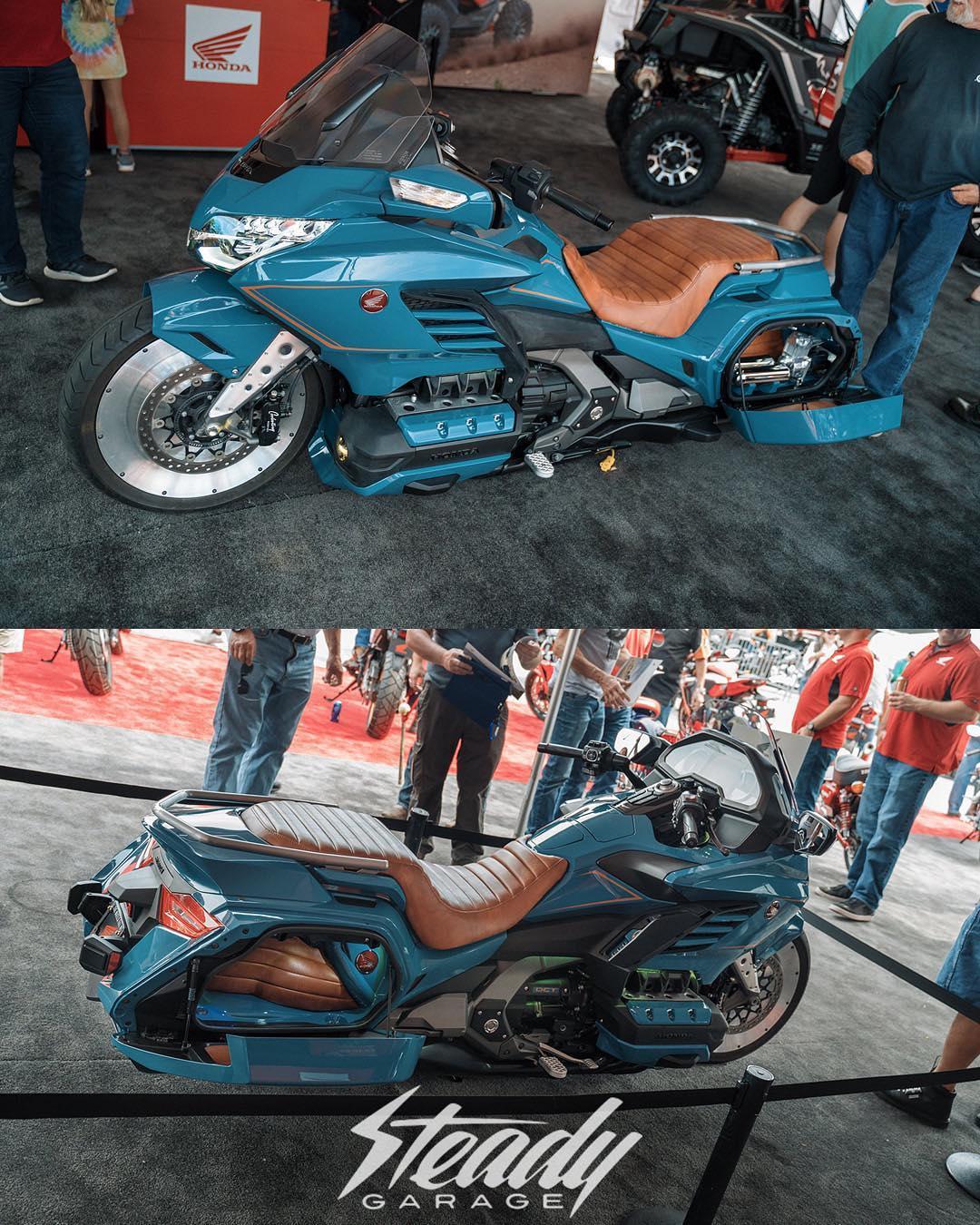 Vu à Daytona Beach Bike Week Bibi1830