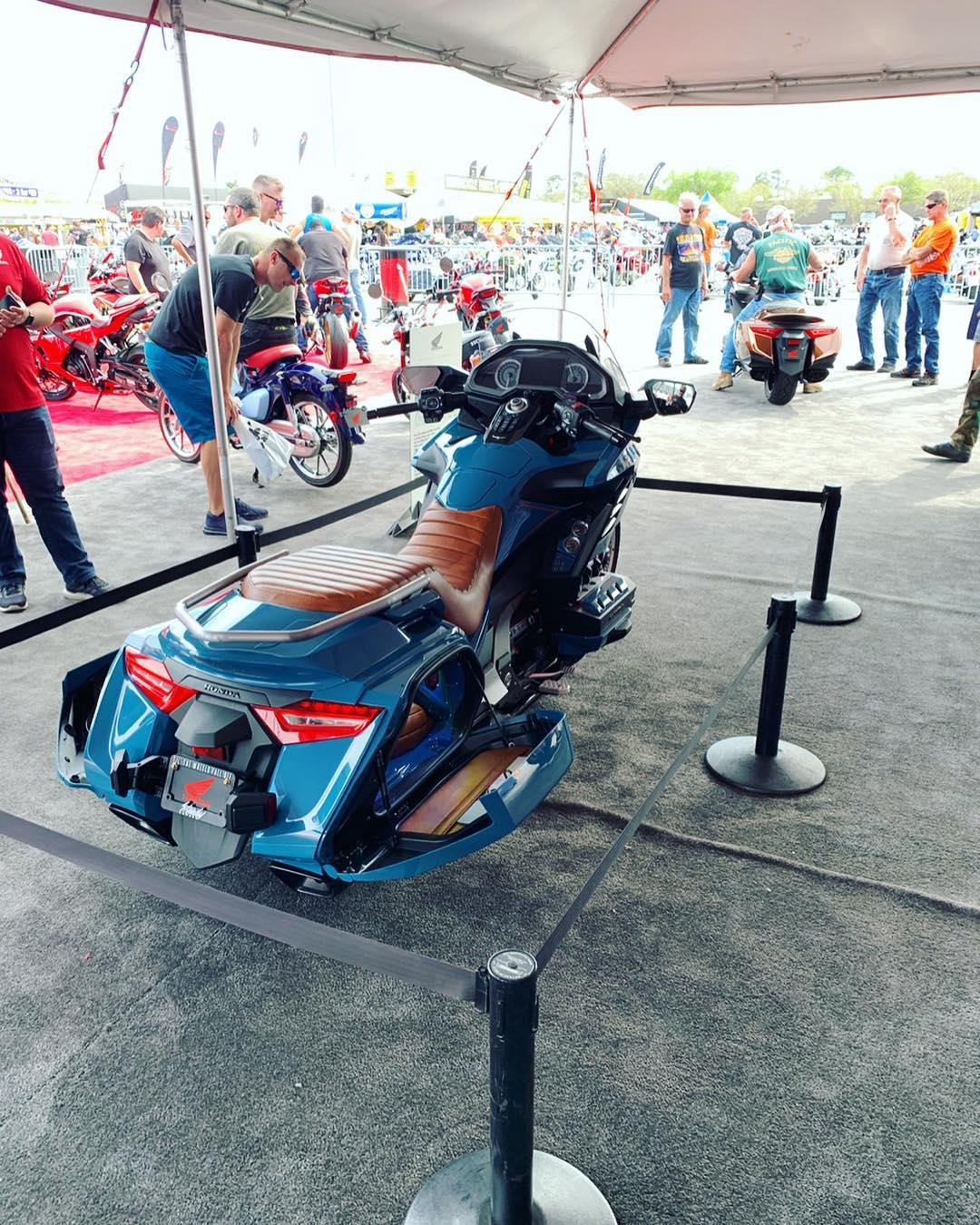 Vu à Daytona Beach Bike Week Bibi1831