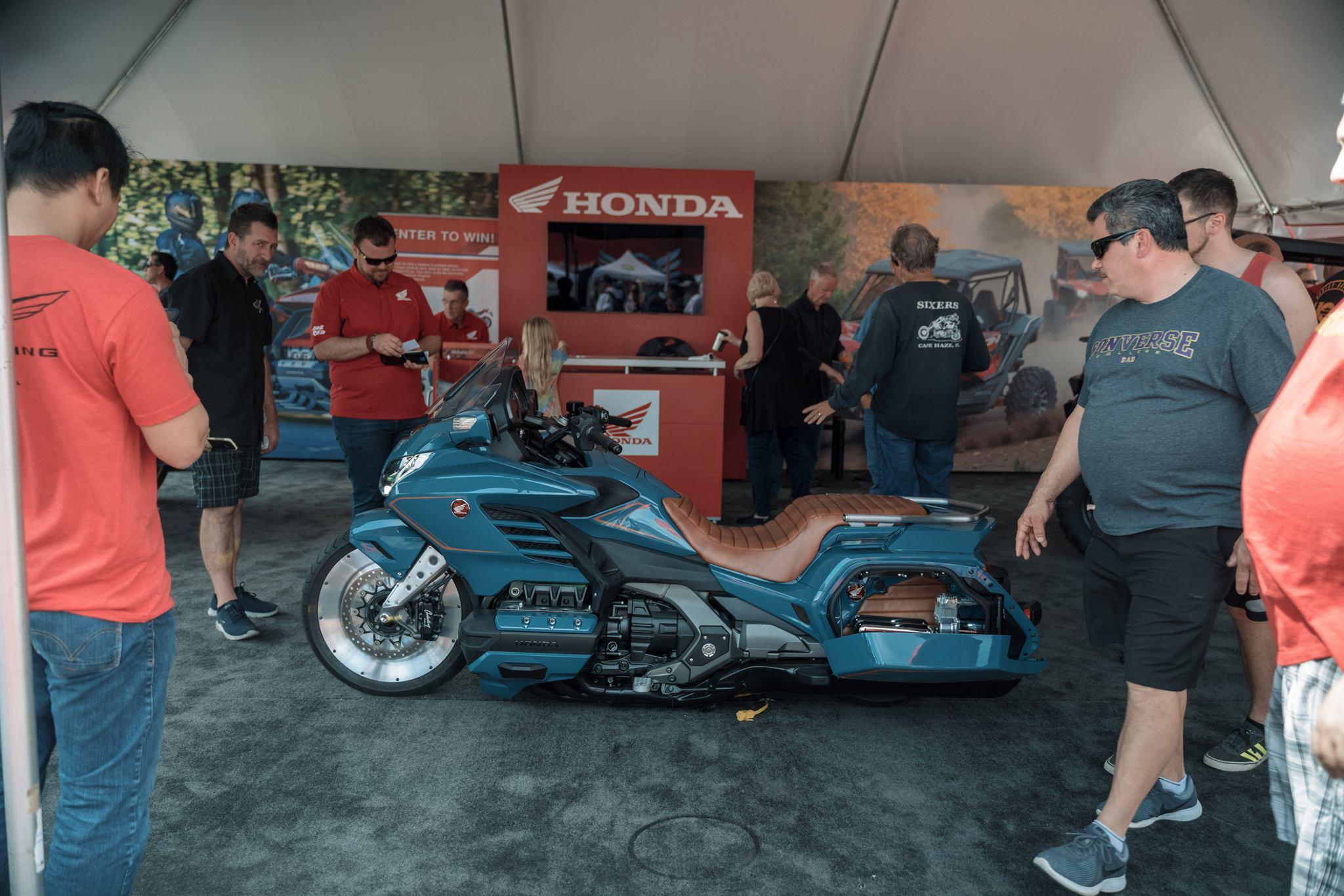 Vu à Daytona Beach Bike Week Bibi1832