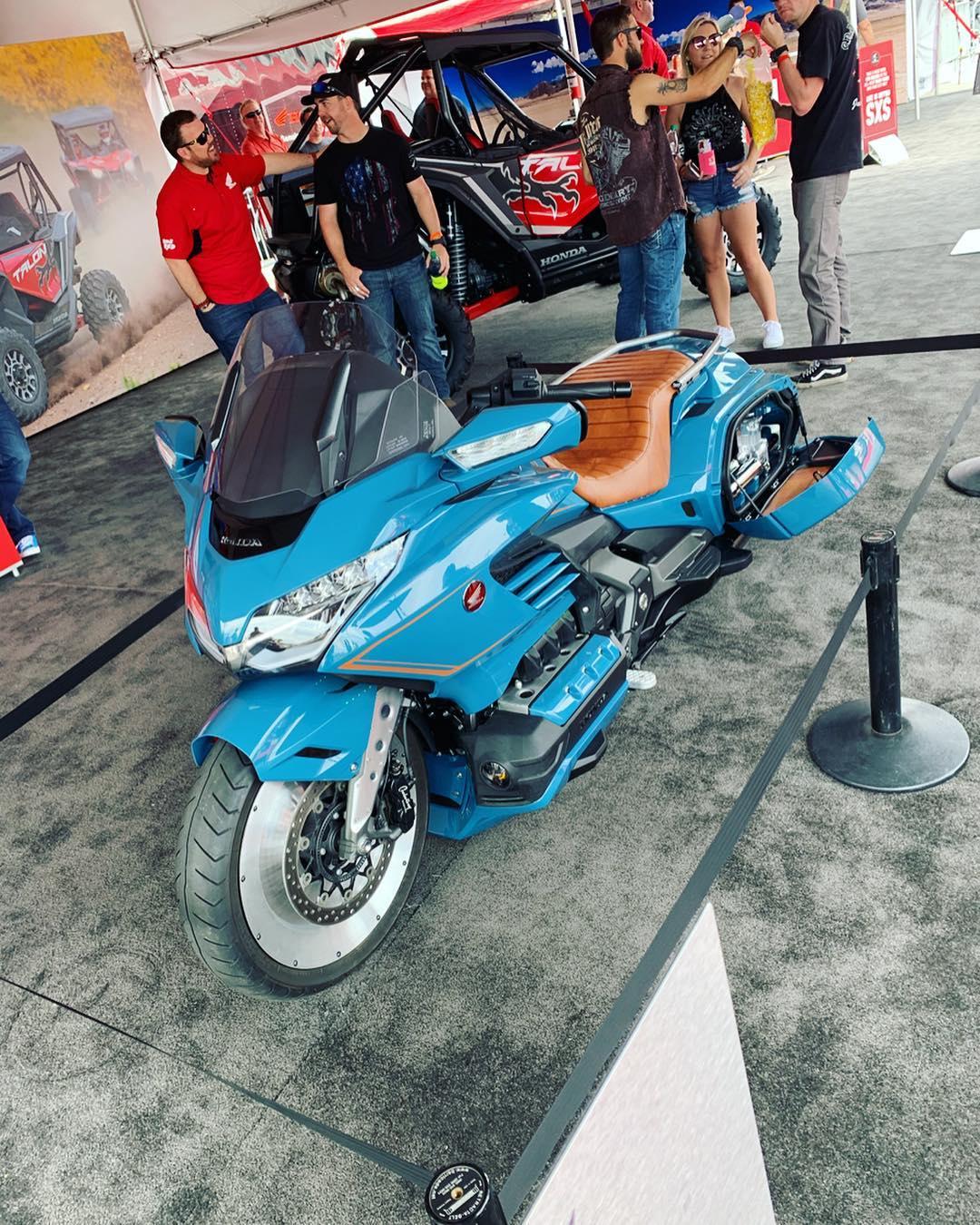 Vu à Daytona Beach Bike Week Bibi1833