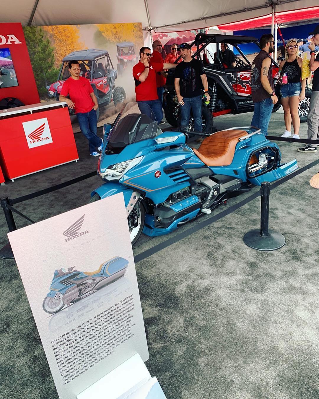 Vu à Daytona Beach Bike Week Bibi1834