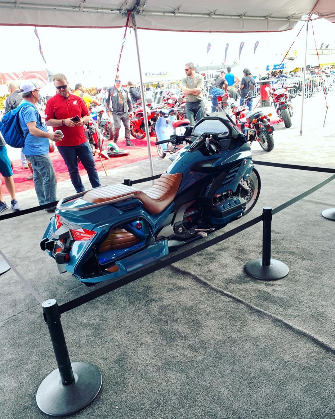Vu à Daytona Beach Bike Week Bibi1835