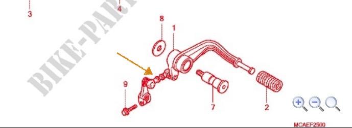 Réglage du sélecteur de vitesse ? Captur41