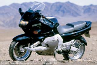 Découvrir la Yamaha 900 Niken GT - 2019 Yamaha11