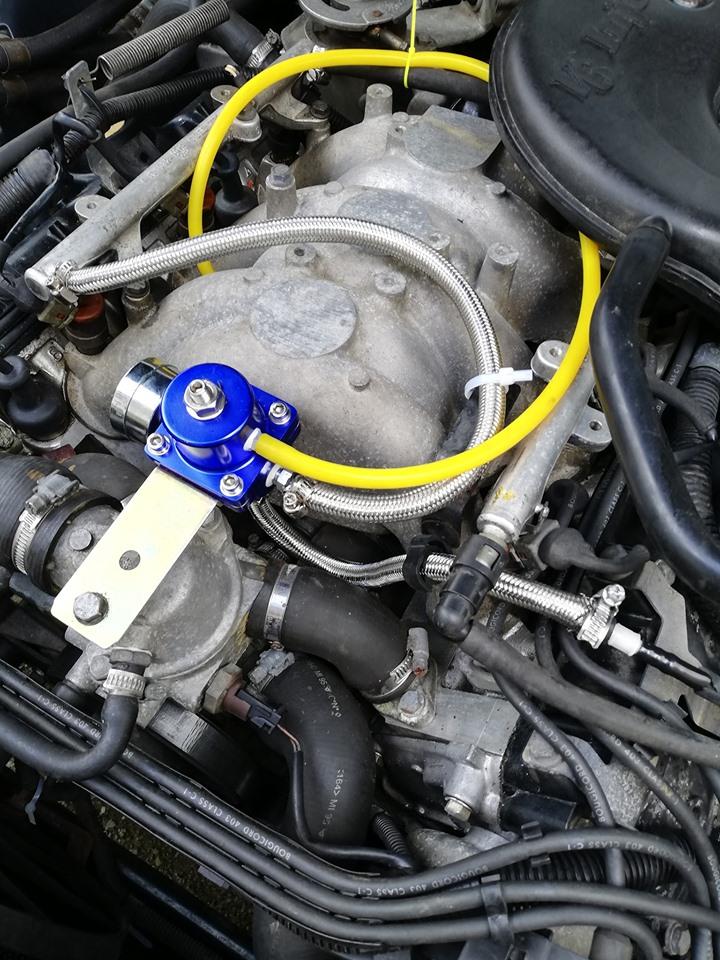 renault 25 V6 éthanol E85 62490910