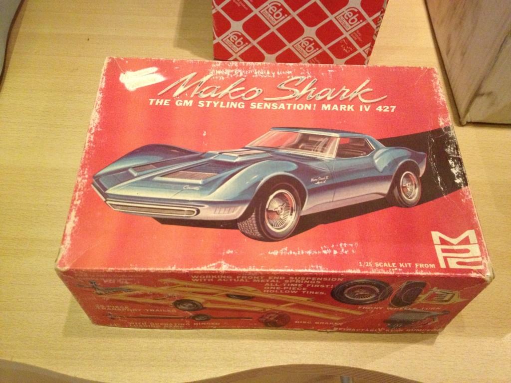corvette Mako Shark  00810