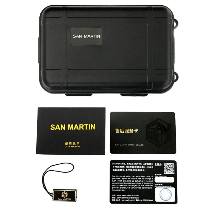 [Vendo] San Martin Water Ghost V3 Sm210