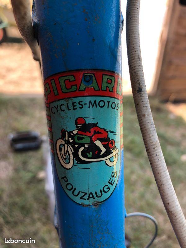 """Achat de mon premier vélo vintage """"Tour de France"""" Image410"""