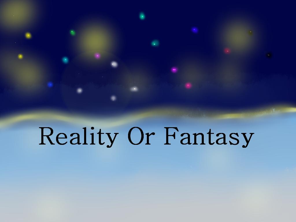 Reality Or Fantasy [ROF] Foro Amigo Fondo10