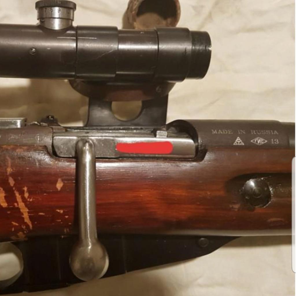 Mosin nagant sniper tulsky  20191112