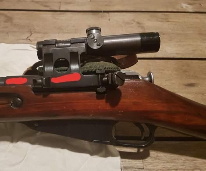 Mosin nagant sniper tulsky  Receiv15