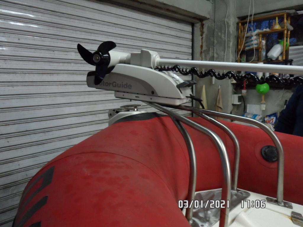 MotorGuide - стойка за РИБ лодки Sam_6111