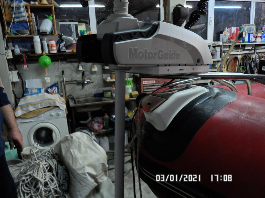 MotorGuide - стойка за РИБ лодки Sam_6113