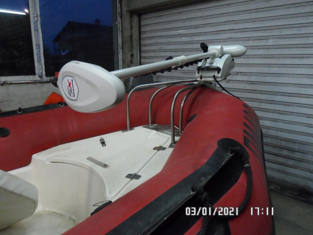 MotorGuide - стойка за РИБ лодки Sam_6118