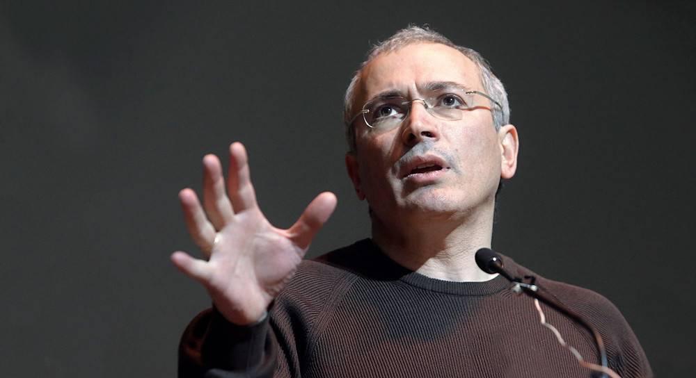 Журналист ФАН выявил связь «Досье» Ходорковского с ЦРУ 11111124