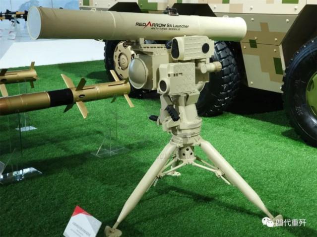 الصــــاروخ الصينــــي HJ-9A بحــــوزة القــــوات المغربيــــة !! 16312811