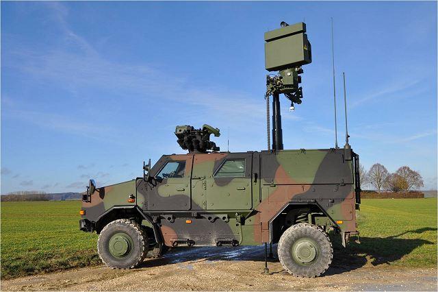 المغرب يتعاقد على الرادار الألماني للمراقبة الأرضية Bür Dingo_10