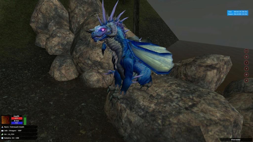 Nimhe, Reithe et Tintreach (Dragons). Dragon10