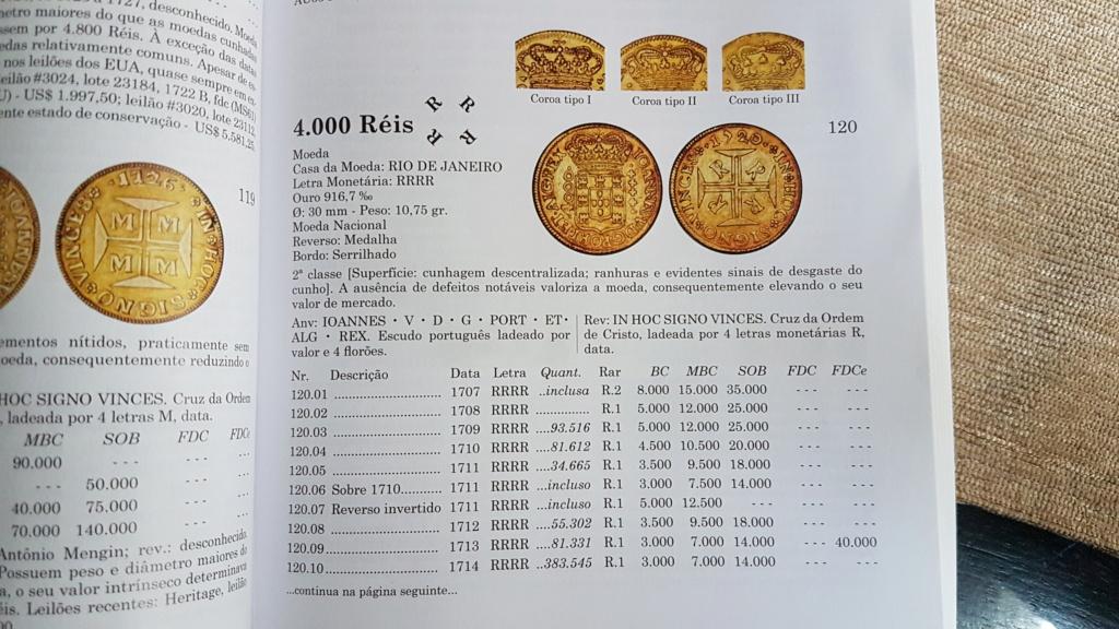 4000 Reis Ioannes V 1707 20201011