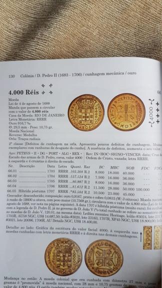 4000 Reis Ioannes V 1707 20201012