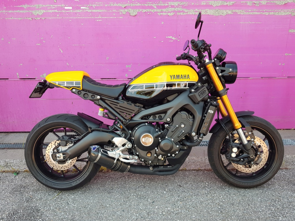Customisation XSR 60th - Page 2 20190510