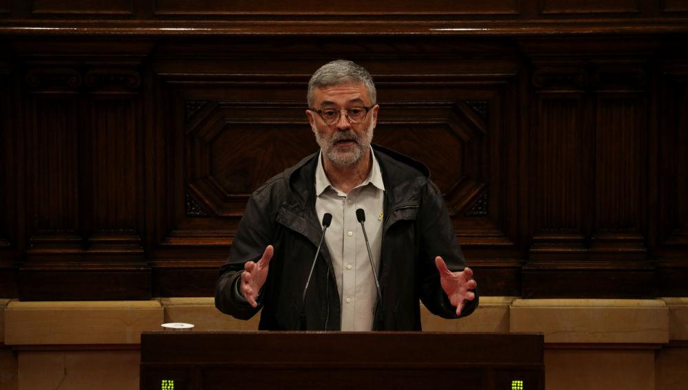 [GPC's] Proposició no de llei sobre la reprovació del conseller de Territori i Sostenibilitat, Adrià Belloch 5810
