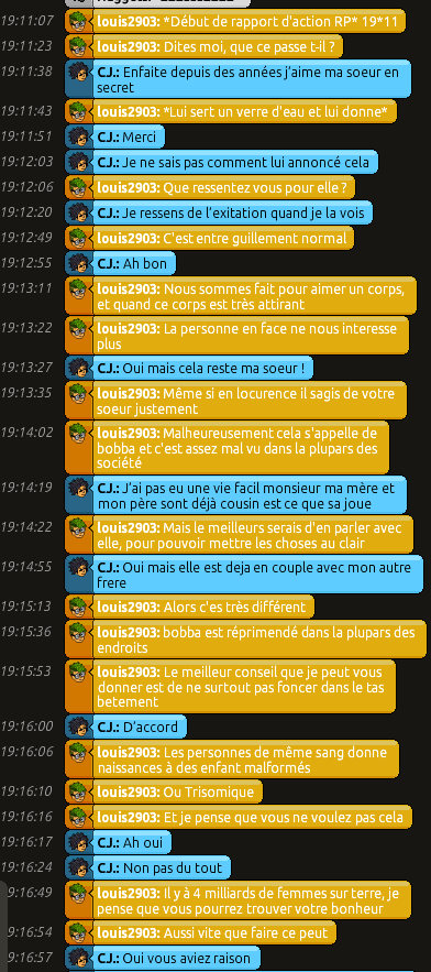[C.H.U] Rapport d'action RP de louis2903 Captu198
