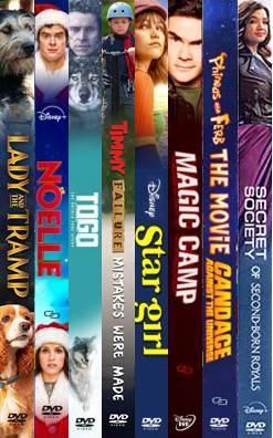 Les jaquettes DVD et Blu-ray des futurs Disney - Page 18 Dvd11