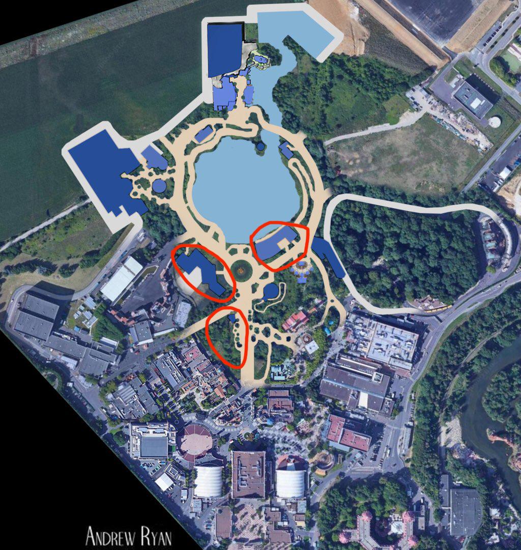 Extension du Parc Walt Disney Studios avec nouvelles zones autour d'un lac (2022-2025) - Page 3 Paln10