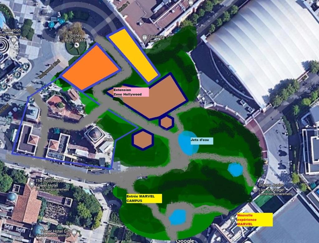 Extension du Parc Walt Disney Studios avec nouvelles zones autour d'un lac (2022-2025) - Page 5 Test14